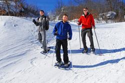 Free snowshoeing at Sugar Mountain Resort on Saturday.
