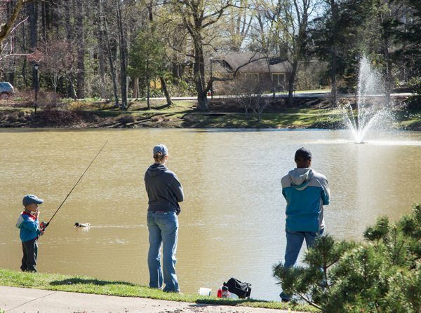 Trout Fishing Season Starts Saturday With the 39th Annual Trout