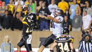 Demetrius McCray will participate in the NFLPA Collegiate Bowl on Jan. 19 in suburban Los Angeles. Photo courtesy of Appalachian Athletics