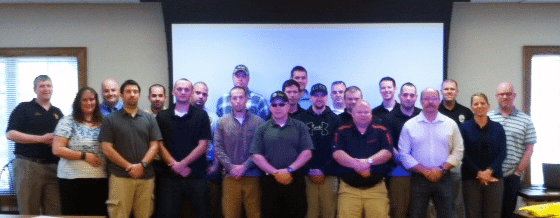 Watauga CIT training May 2015