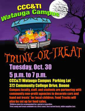 Wataugas Halloween Bash 2020, October 27 Updated Halloween Events in the High Country: It's Time for Spooks
