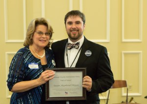 Phipps was inducted into the WCDP Hall of Fame.