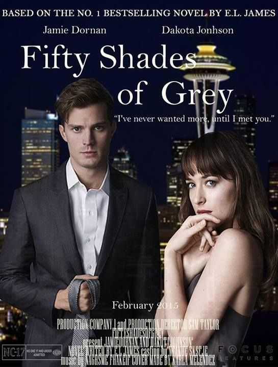 The Fifty Shades Of Grey Film