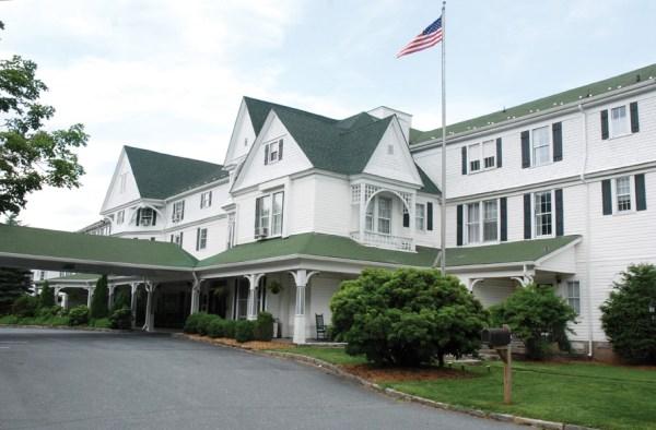 The Green Park Inn