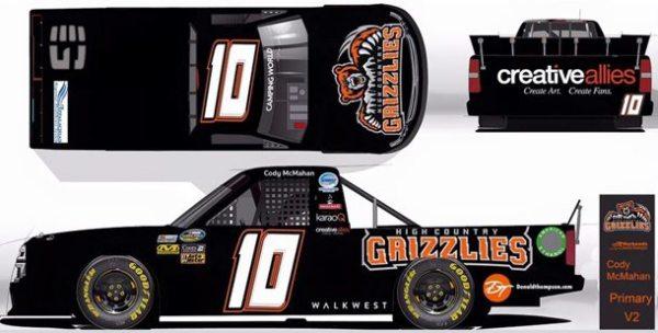 grizzlies truck