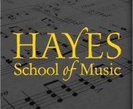 Hayes School of Music logo