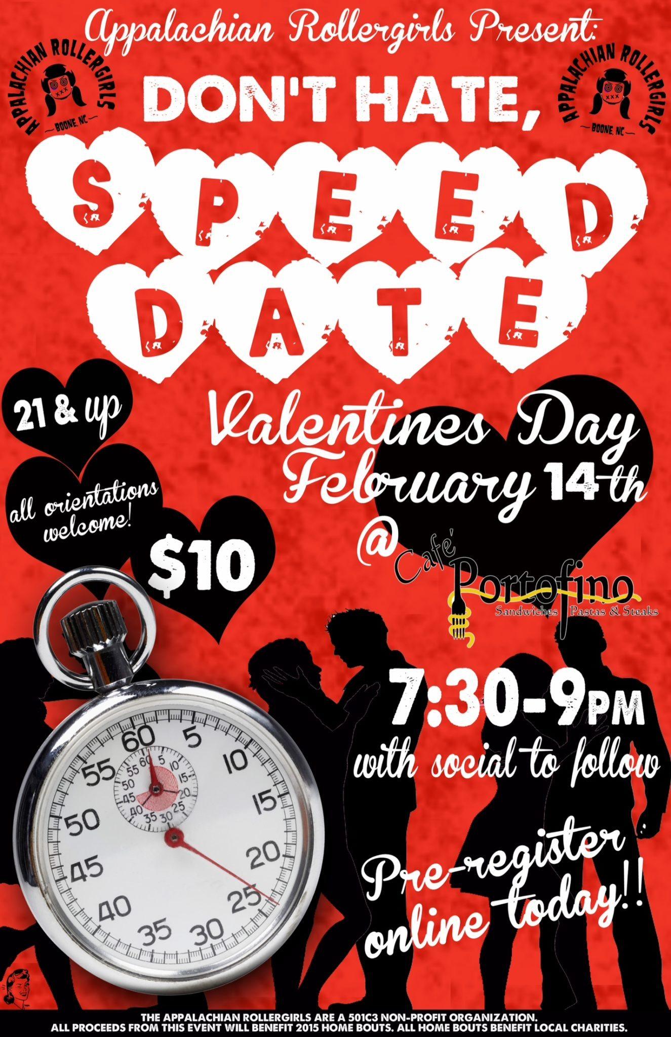 hvordan du gjør en hastighet dating fundraiser Start datingside