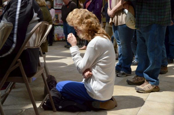 High Country National Day of Prayer 2016. Photo by Jessica Isaacs.