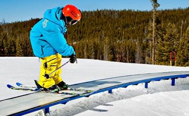 ski jam