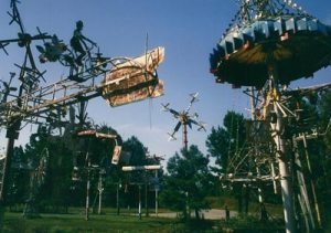 Whirligigs - Photo courtesy of Wilson Visitors Center