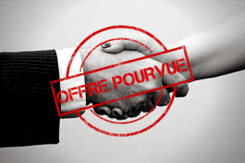 Recrutement direction commerciale