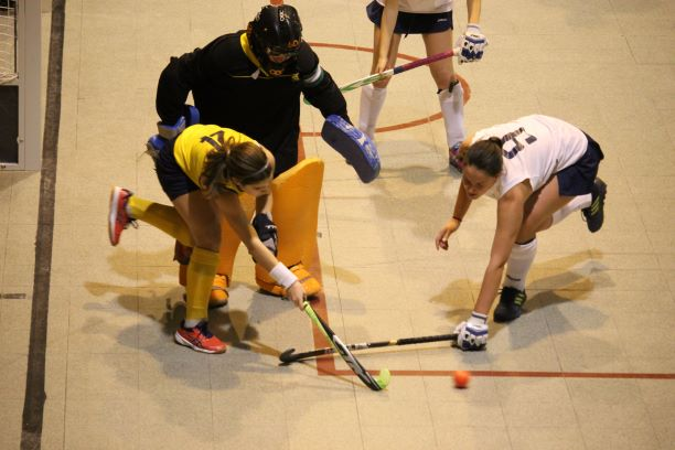 Finali U18 indoor femminili: siamo in semifinale! A Reggio Emilia per lo scudetto ci siamo anche noi!
