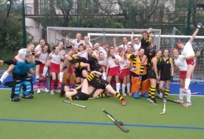 HC Riva - Rot Weiss Munich femminile