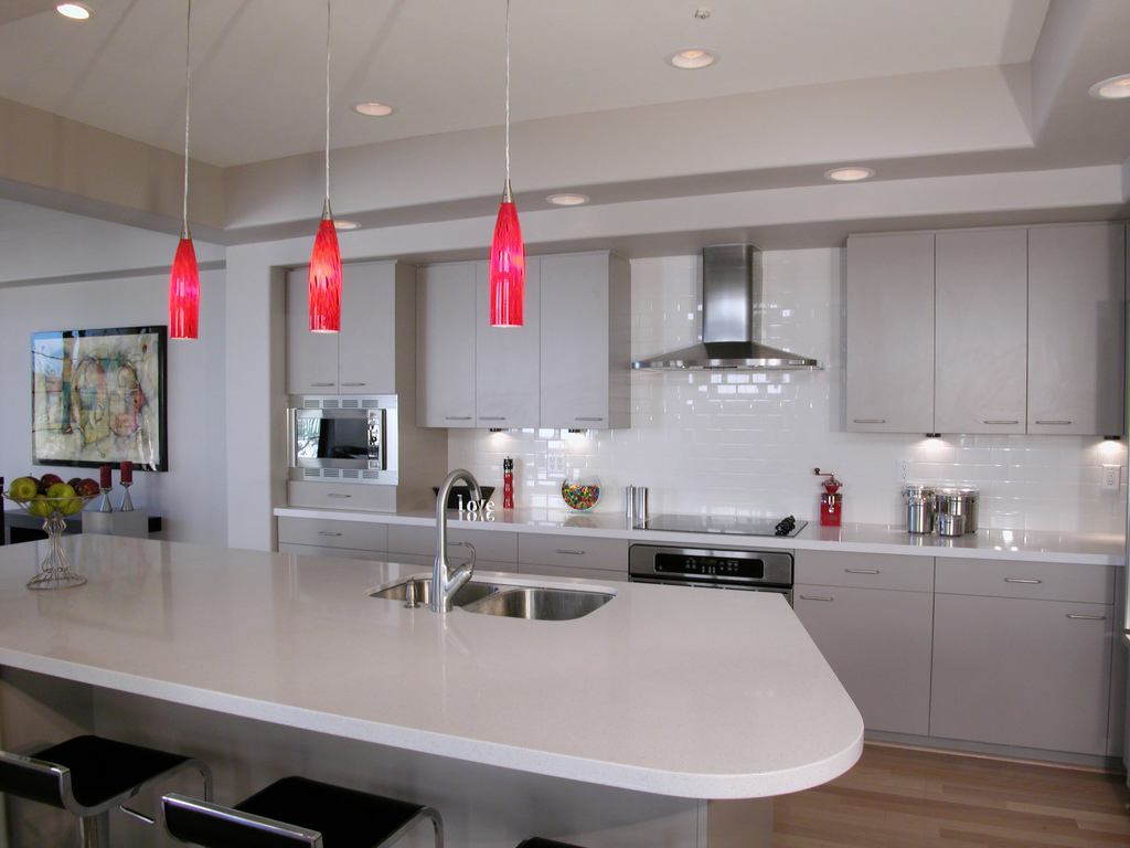 right lighting for your kitchen