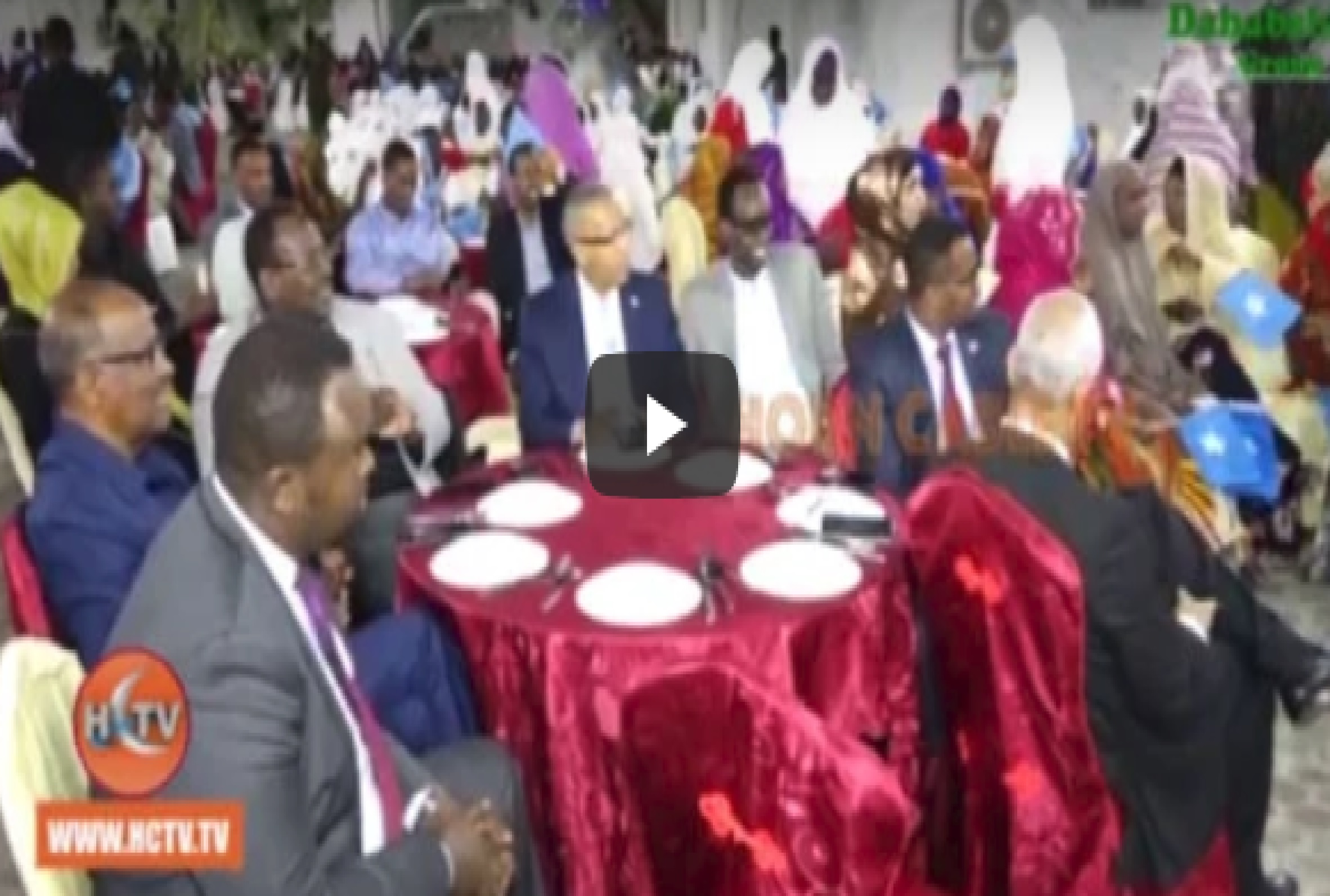 Casho Sharaf Loo Sameeyay Wafdigii Ka Socday Dowladda Eritrea
