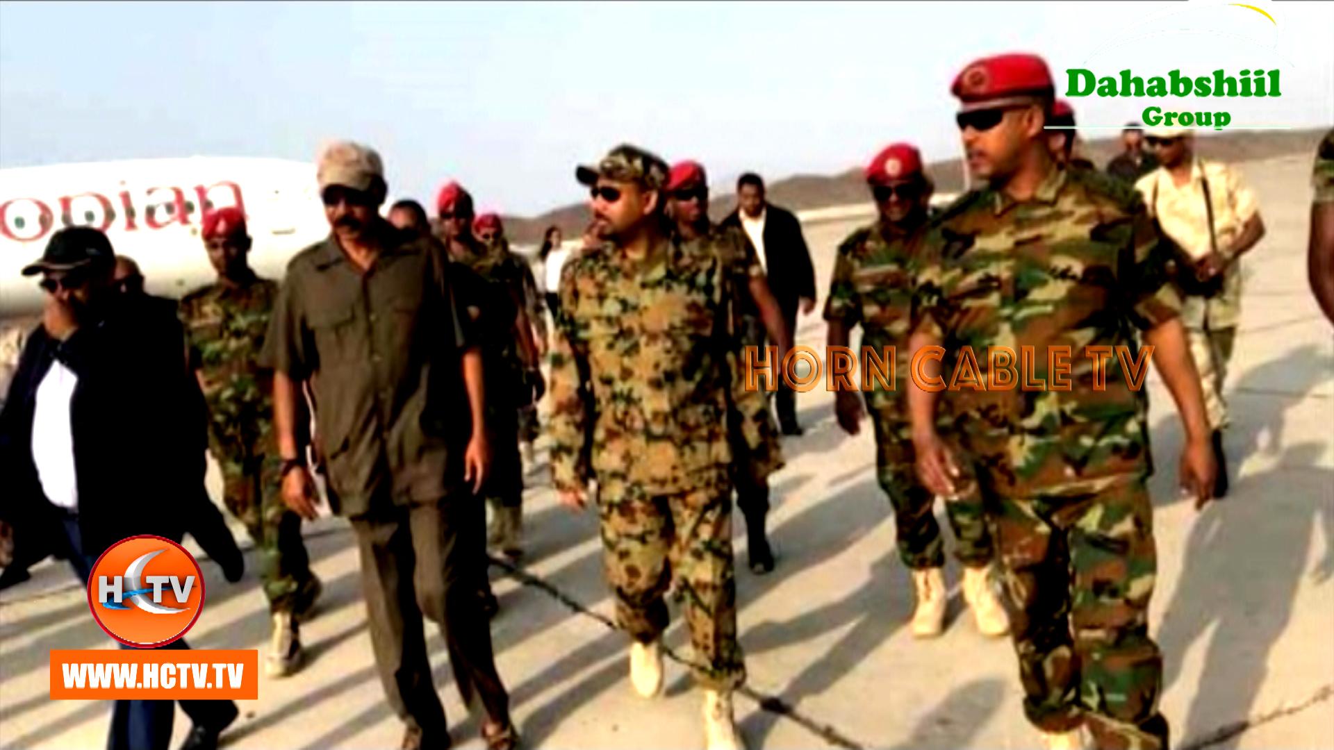 Xadka U Dhaxeeya Wadamada Ethiopia Iyo Eritrea Oo Maanta Dib Loo Furay