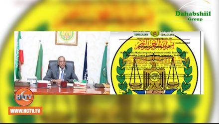 Madaxwaynaha Somaliland Oo Hambalyada Sanadka Cusub Ee islaamka La Wadaagay Bulshada