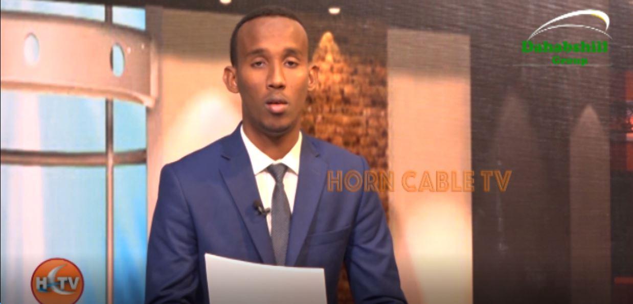 Barnaamijka Wargaysyada Horn Cable Tv.
