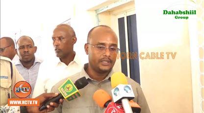 Wasiirka Maaliyada Somaliland Oo Koreemray Kastamka Iyo Waaxda Cashuraha Barriga Ee Berbera.