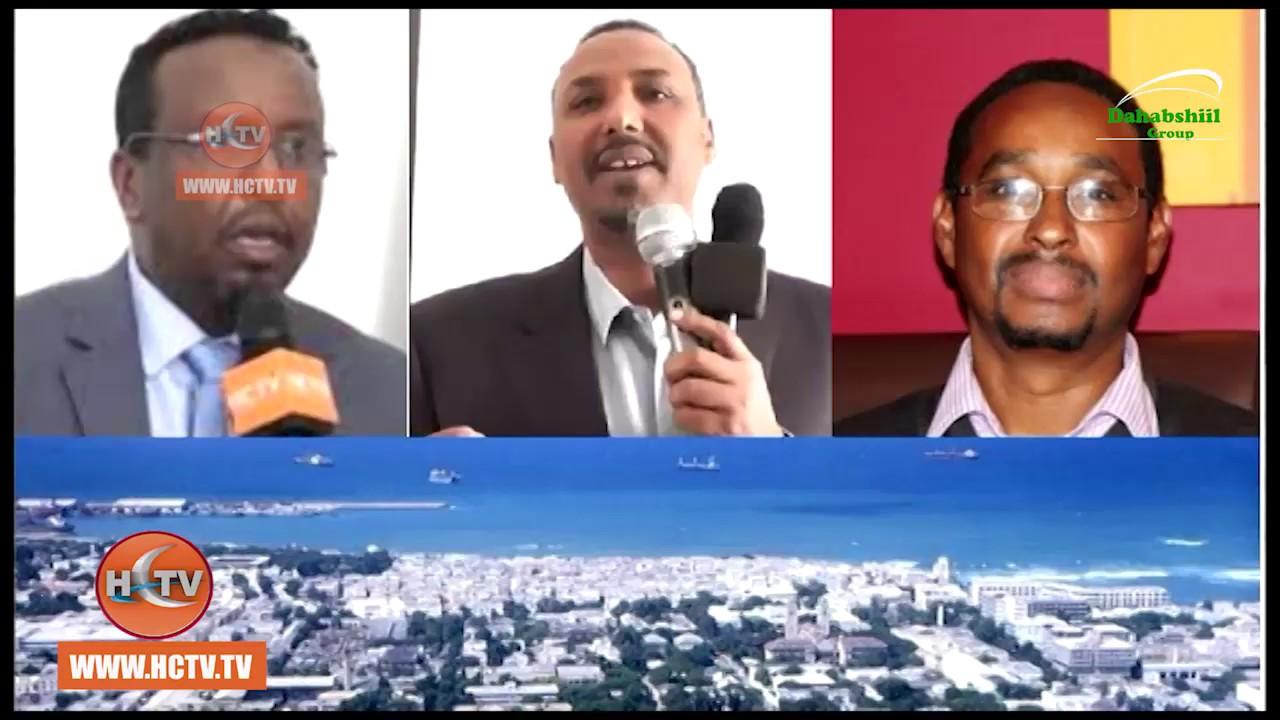 """"""" Waa Rag Shaqo Tagay Kuwaasi"""" Wasiir ku xigeenka amniga Somaliland."""