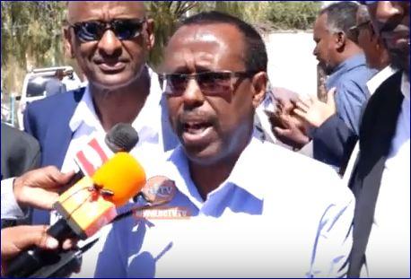 Komishanka Oo Ka Cawday Madaxweynaha Iyo Goleyaasha Somaliland