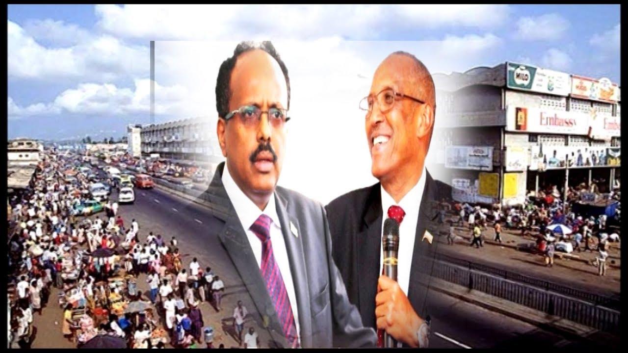 Somaliland & Soomaaliya oo La Filayo Inay kuwada Hadlaan Acra,Ghana