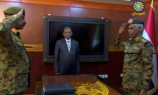 """Ma Jiro Damac Aanu Awooda Ku Sii Haysanaynaa"" Milatariga Sudan"