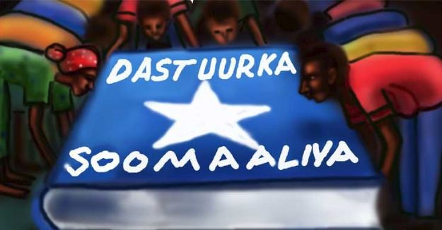 Dastuurka Soomaaliya Oo Aan Dhamaystirmayn Inta Somaliland Maqan Tahay