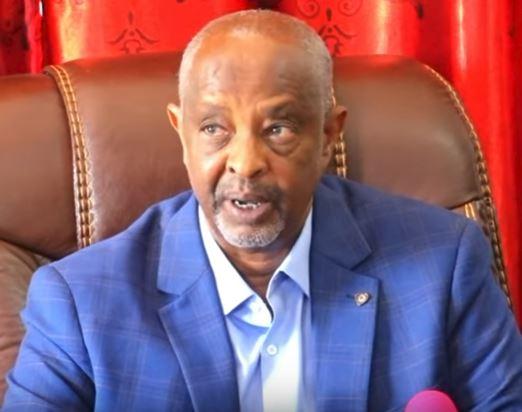"""""""Taariikhdii Somaliland Ee Illaa Daraawiish Hala Soo Bandhigo.."""" Wasiir Maxamed Kaahin Axmed"""