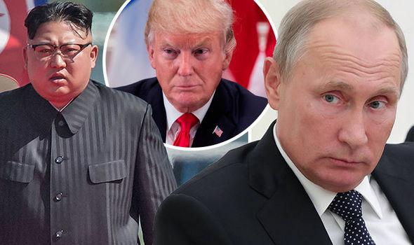 Madaxweynaha Waqooyiga Korea Oo Kulan La Yeelanaya Vladimir Putin