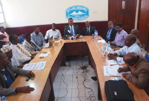 Xeer Hor-yaalla Wakiillada Somaliland oo Khilaaf Abuuray.