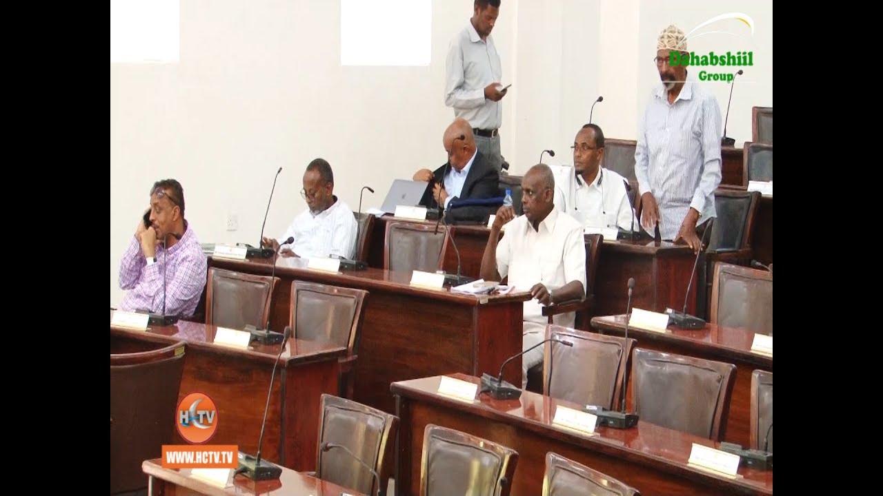 Xeer Xasaanadda Ka Qaadaya  Xidhibaanada G/deegaanka oo Horyaala Wakiilada Somaliland