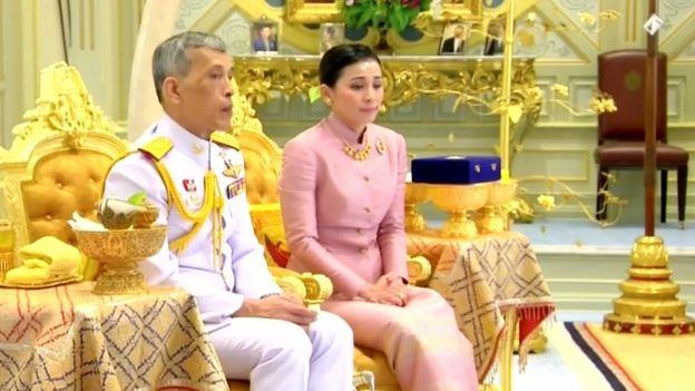 Thailand: Boqor Guursaday Haweenay Ka Mid Ahayd Ilaaladiisa