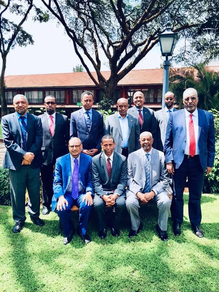Nairobi: Xisbiyada Somaliland Oo Kulan La Yeeshay Wakiilka IGAD Ee Somalia