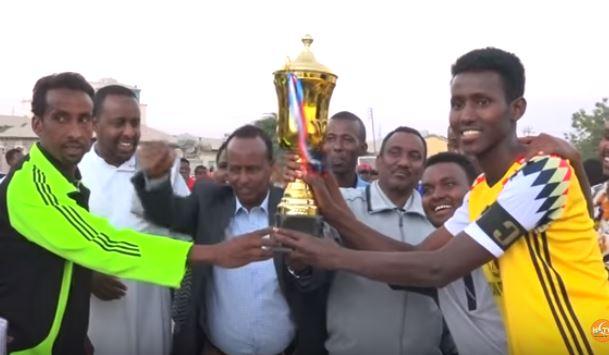 HCTV CUP: African Relief Oo Ku Guulaystay Koobkii Garoonka GURO-SAMO