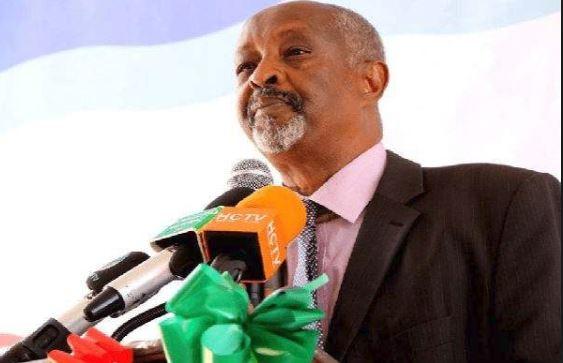 """""""Farmaajo, Jabhado Ayuu u Samaystay Somaliland.."""" Wasiirka Arr. Gudaha"""