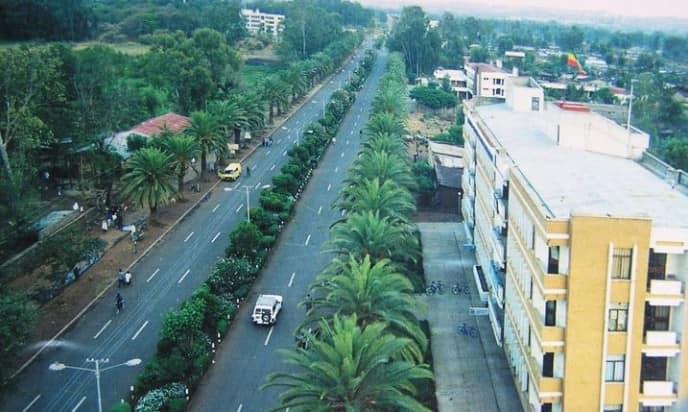 Wararkii U Dambeeyey Xaalada Gobolka Amxaarada Ethiopia