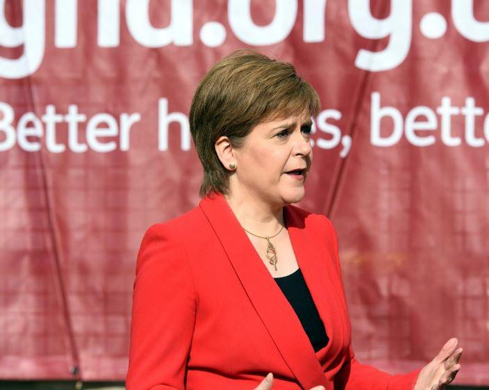 Scotland Oo Doonaysa Inay Ka Go'do UK Iyo Farriinta La Gaadhsiiyey Johnson-ka Cusub