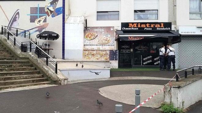Paris: Nin Toogasho Ku Dilay Mudalab Cunto Kala Habsaamay