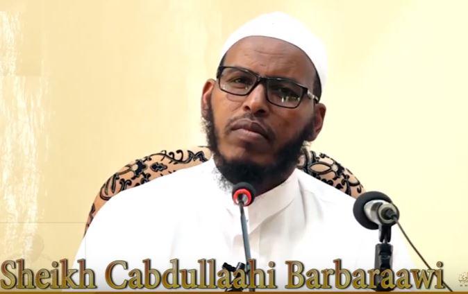 Fadliga Soonka Maalinta Carafo: Sheekh Berberawi