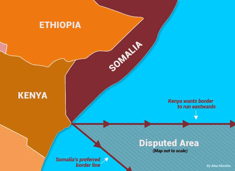 Khilaafka Badda: Somalia Oo Diiday Dalab Uga Yimid Midawga Afrika