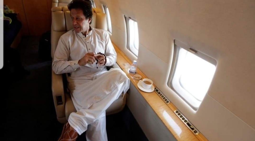 Raysal-wasaaraha Pakistan Oo Khatar Ku Galay Diyaarad Uu Leeyahay Dhaxal-sugaha Sucuudigu