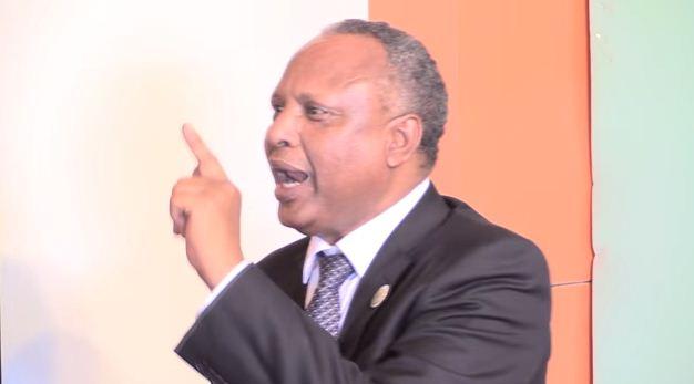 Cukuse Oo Fariin U Diray Dad Uu Sheegay Inay Nabadgalyada Somaliland Ku Ciyaarayaan