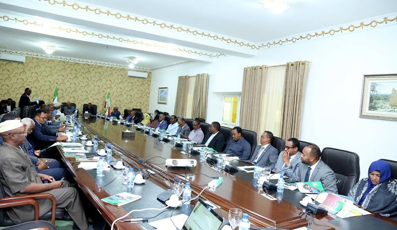 Somaliland: Golaha Wasiirrada Oo Yeeshay Fadhi Aan Caadi Ahayn