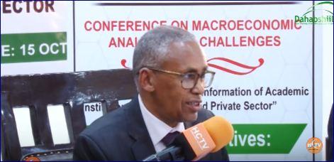 Wasiirka Maaliyada Somaliland Oo Sheegay In 6-dii Bilood Ee Ugu Horeeyey Sanadkan Qaadka Ay Ku Baxday $190 Milyan