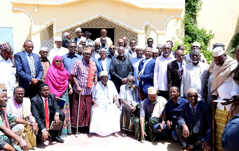 AKHRI: Madaxweynaha Somaliland Iyo Ergadii Nabadaynta Sanaag Oo Is Af-garad Buuxa Ka Gaadhay Arrinta Kornayl Caarre