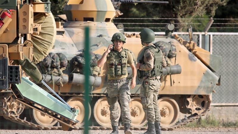 Turkiga Oo Dilay 342 Dagaalyahan Oo Kurdish Ah