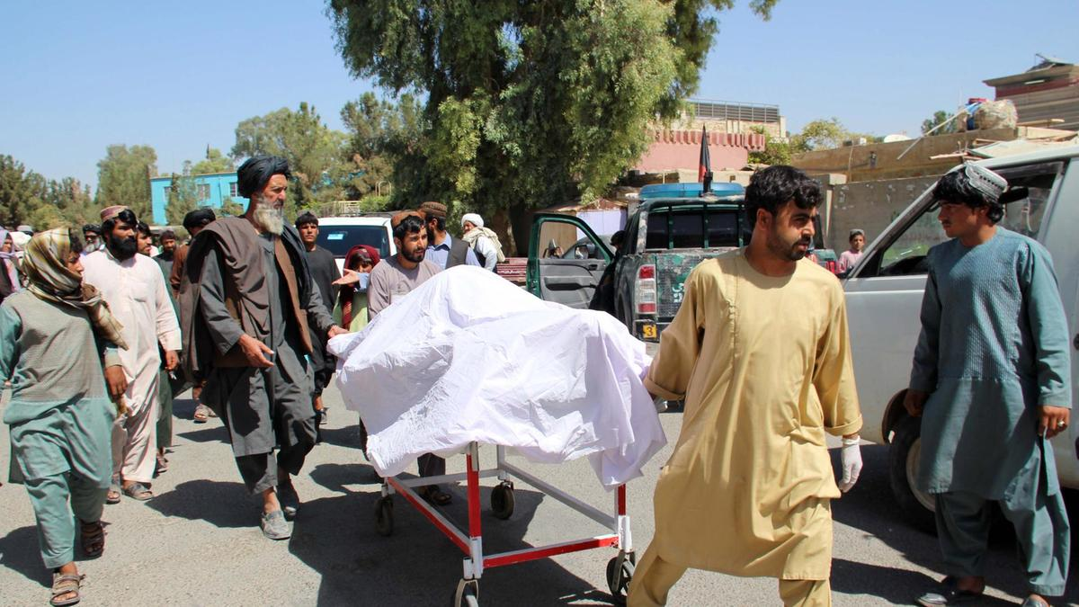 Hoggaamiyihii Al-qaacida ee Koonfurta Qaaradda Asia Oo Lagu Dilay Afghanistan