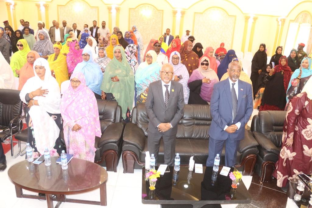 Somaliland: Xukuumadda Iyo Xisbiyada Oo Saxeexay Qorshe Dan U Ah Haweenka