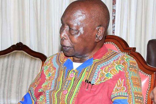 Madaxweynihii Hore Ee Kenya Daniel Arap Moi Oo Cisbitaal La Geeyay